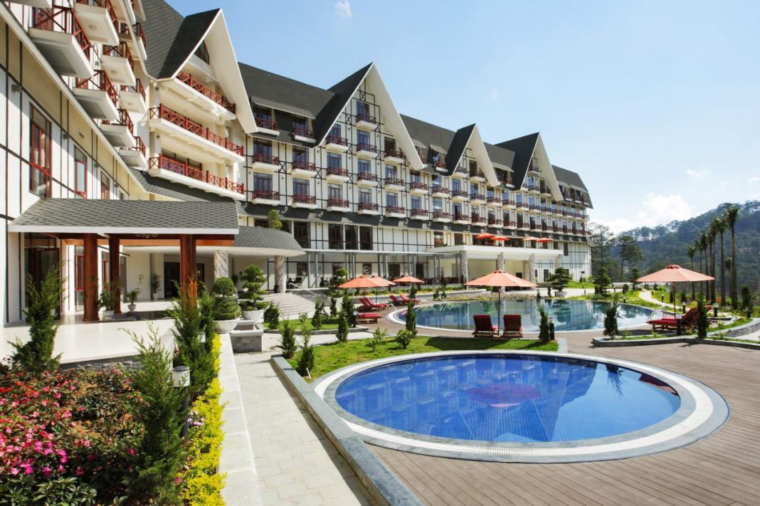 Swiss Resort - Kiến trúc châu Âu hòa quyện giữa lòng Đà Lạt
