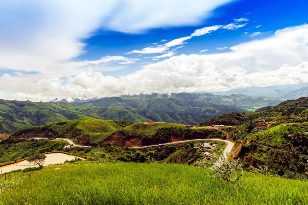 Lang thang cùng những cảnh đẹp Điện Biên