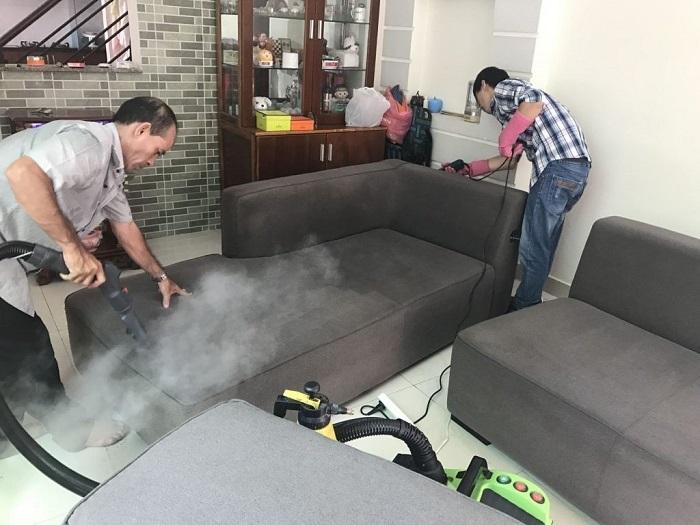 Dịch vụ giặt ghế sofa tại nhà Aplite