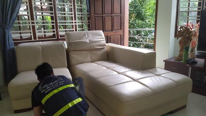 Dịch vụ giặt ghế sofa tại nhà Bảo Linh
