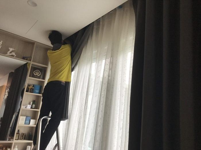Giặt rèm cửa Nguyên Phát