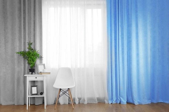 Giặt rèm cửa The Wow Clear