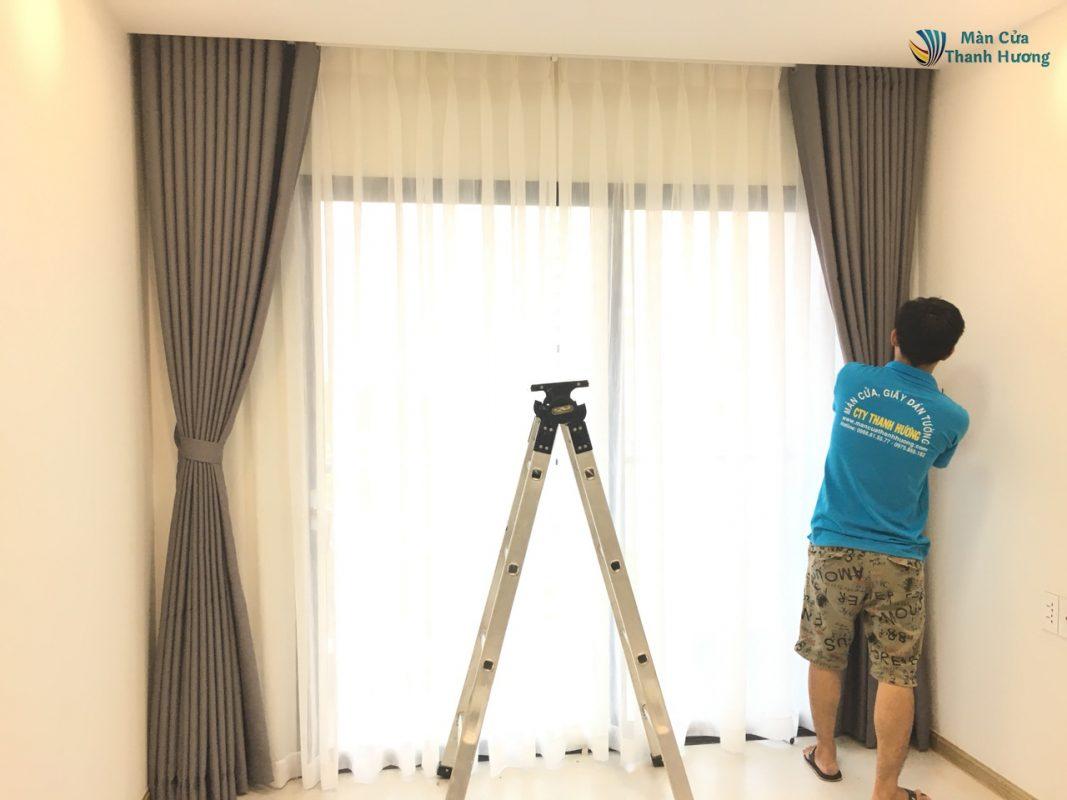 Giặt rèm cửa Thuận Phát