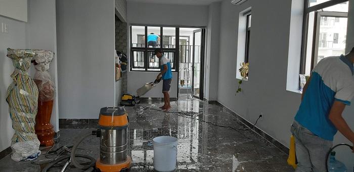 Dịch vụ dọn vệ sinh theo giờ Công ty Carepro