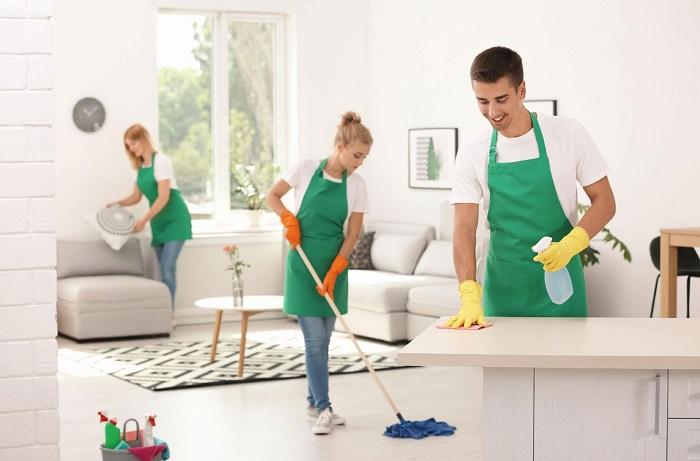 Dịch vụ dọn vệ sinh theo giờ Gia Thành