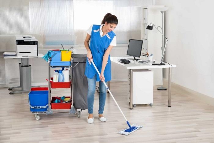 Dịch vụ dọn vệ sinh theo giờ Hoàn Mỹ Sài Gòn