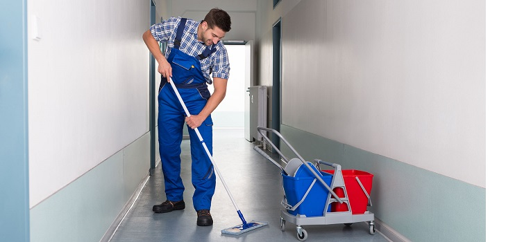 Dịch vụ dọn vệ sinh theo giờ Vệ sinh Hảo Tâm