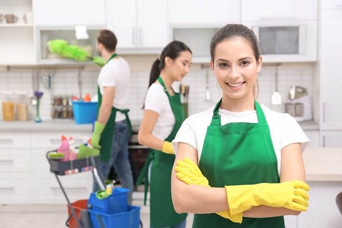 Dịch vụ dọn vệ sinh theo giờ Vệ sinh Nhà Đẹp