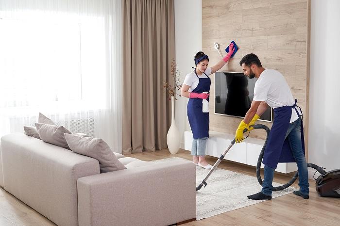 Dịch vụ dọn vệ sinh theo giờ Vệ sinh Nhà Sài Gòn
