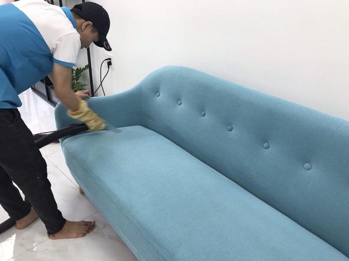 Dịch vụ giặt ghế sofa tại nhà Quận 1 BeeClean
