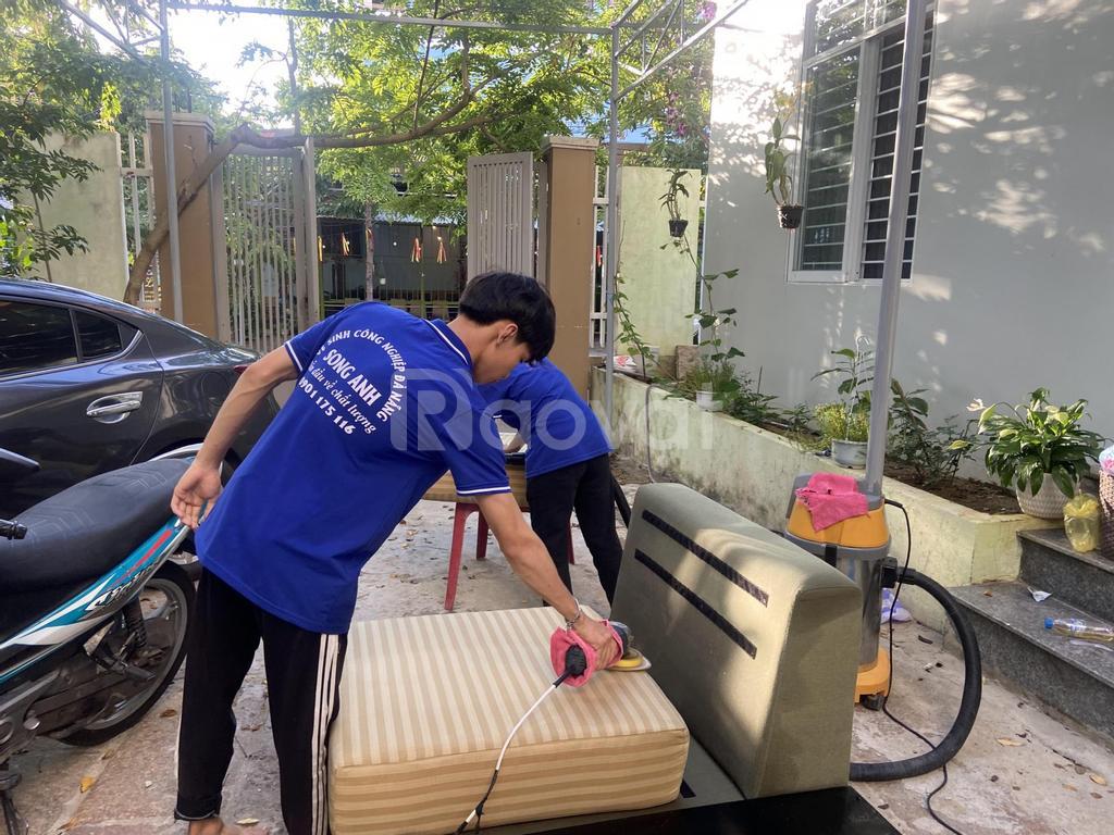 dịch vụ giặt ghế sofa tại nhà Quận 1 Toàn Tâm