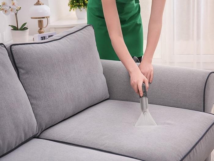 Dịch vụ giặt ghế sofa tại nhà Quận 1
