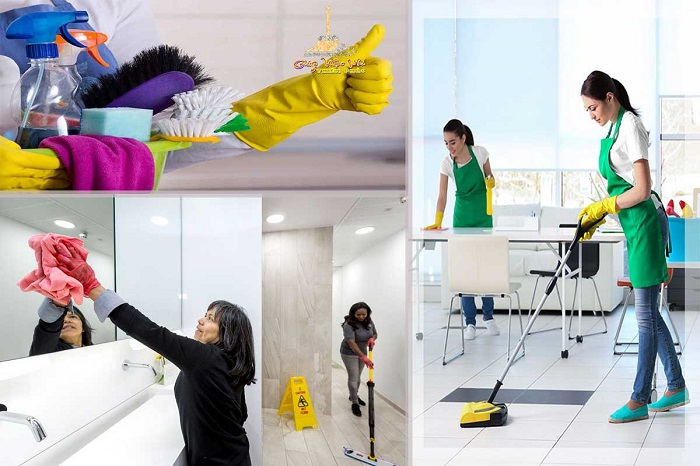 Dịch vụ vệ sinh An Phước Clean