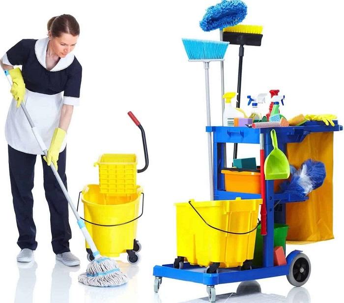 Dịch vụ vệ sinh công nghiệp AACLEAN