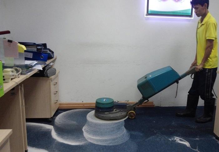 Dịch vụ vệ sinh công nghiệp GoClean
