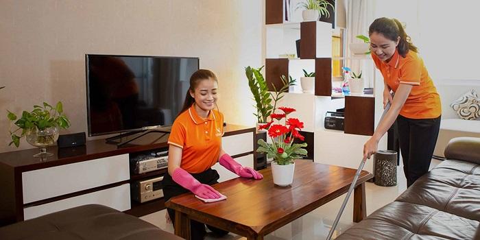 Dịch vụ vệ sinh công nghiệp Minh Long
