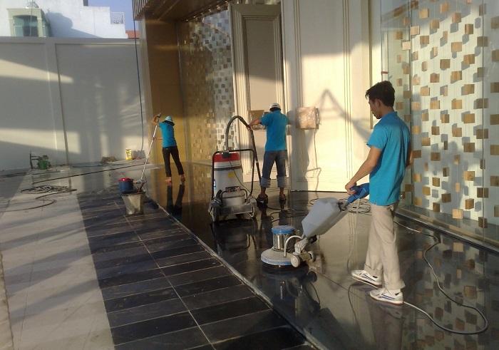 Dịch vụ vệ sinh Nhà Đẹp