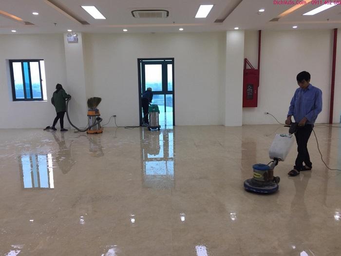 Dịch vụ vệ sinh GFC CLEAN