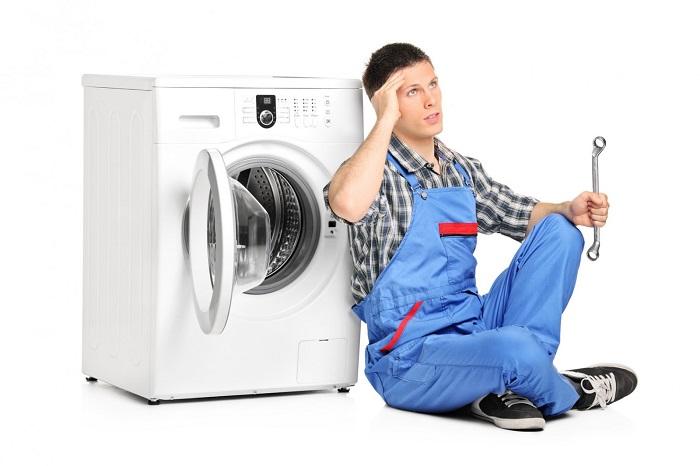 Dịch vụ vệ sinh máy giặt Công ty điện lạnh Hoàng Long