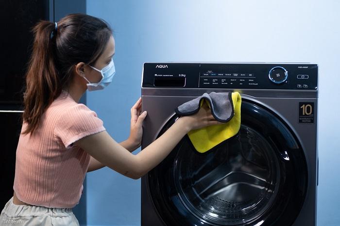 Dịch vụ vệ sinh máy giặt Điện lạnh Đoàn Gia