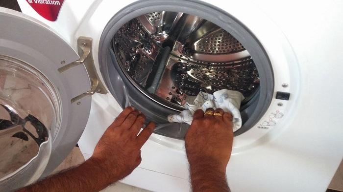Dịch vụ vệ sinh máy giặt Trung tâm Thợ Sài Gòn