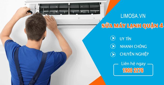 Dịch vụ vệ sinh máy lạnh Điện lạnh Limosa