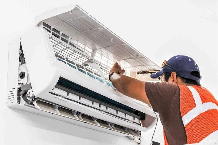 Dịch vụ vệ sinh máy lạnh Thợ Việt