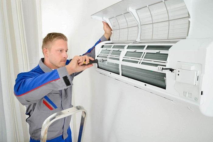 Dịch vụ vệ sinh máy lạnh Trung tâm bảo hành điện lạnh