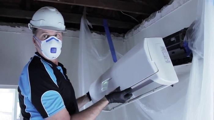 Dịch vụ vệ sinh máy lạnh WeAir