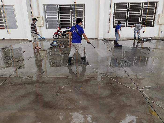 Dịch vụ vệ sinh Toàn Thắng Cleaning