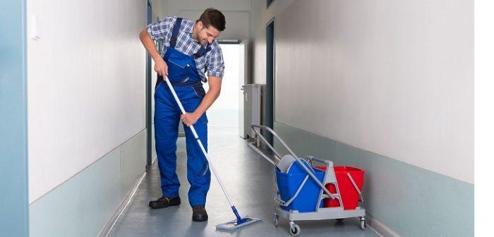 Dịch vụ vệ sinh văn phòng Ngọc Cương