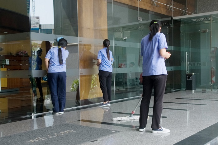 Dịch vụ vệ sinh công nghiệp VSN